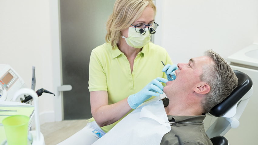 Zahnarzt Köln-Longerich ++ Endodontie