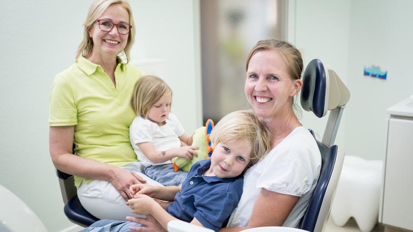Zahnarzt Köln-Longerich ++ Kinder und Jugendliche