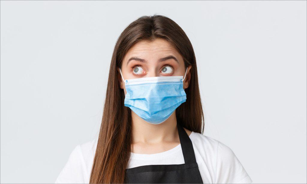 Zahnarzt Köln-Longerich ++ Dr. Sabine Langhans ++ Mundgeruch hinter der Corona-Maske